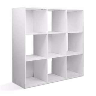 9-cube Display Shelf