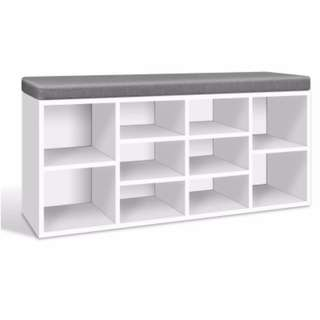 Shoe Cabinet/ Padded Bench