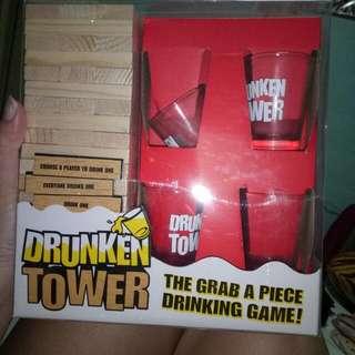 Drunker Tower (Beer Alcohol Games)