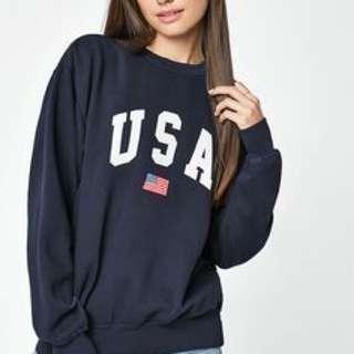 Brandy Melville USA sweater