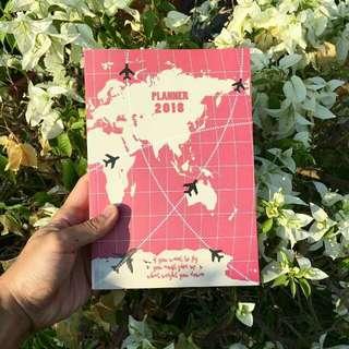 Planner Book 2018