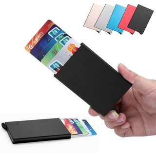Slim Card Holder - Wallet