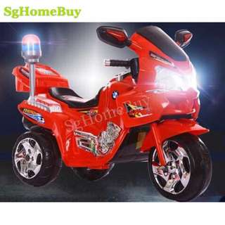 In-stock - new electric Police and firemen bike for kids