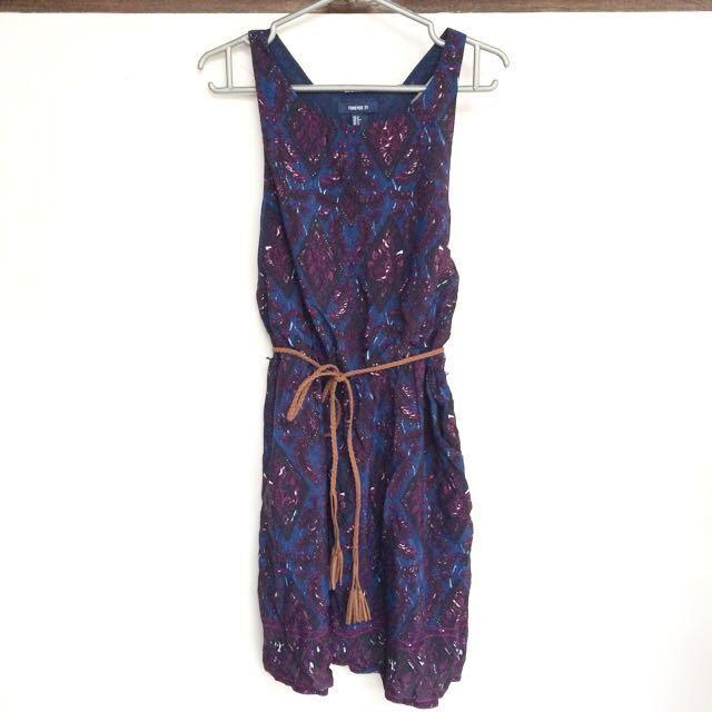 (100% ORI) F21 Dress
