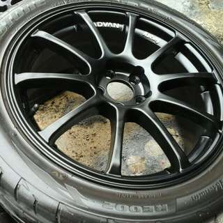 Sportrim Advan Racing 17""