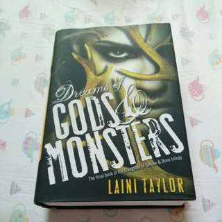 Dreams of Gods and Monsters HB