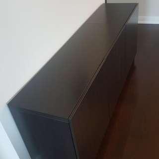 Ikea Besta Buffet Sideboard