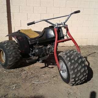 Honda 110cc atc