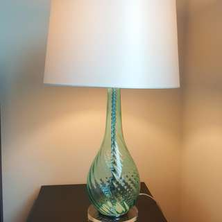 2 Bedside/Table Lamps