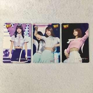 Twice Momo ~YesCard