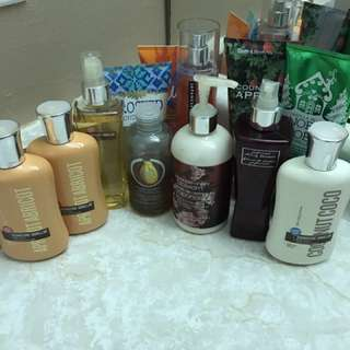 Bath & Body Works lot