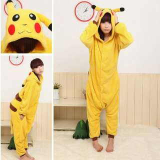 Want to swap Pikachu Kigurumi