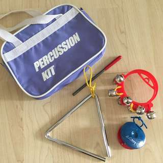 Yamaha junior course Percussion kit