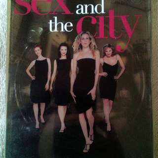 US Sex and the City DVDs - Complete Seasons 1 & 2