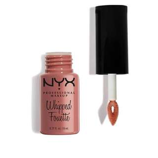 Whipped lip and cheek soufflé by NYX cosmetics