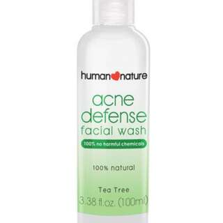 Acne Defense Facial Wash (pre-order)