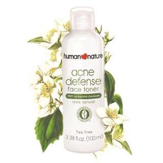 Acne Defense Facial Toner (pre-order)