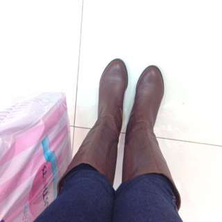 Brown Boots from Kenneth Cole