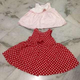 H&M Little Red Dress
