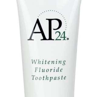 AP24 Whitening Flourise Toothpaste