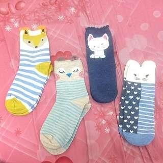 🚚 動物造型襪子  #女裝半價