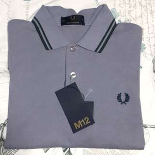 Twin Tipped Fred Perry Polo Tee