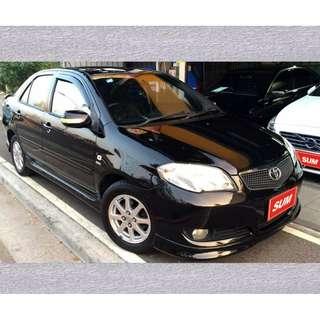 新 2006年 Toyota Vios 黑色 1.5