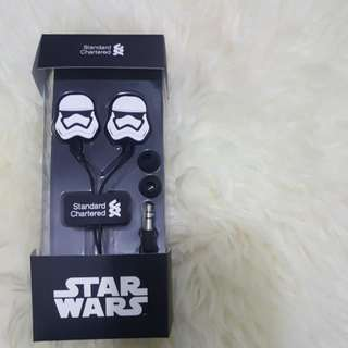 Special Edition STARWARS Earphone