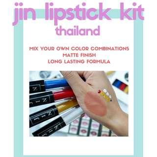 Jin Lipstick Set from Thailan