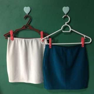 Plain Pencil Skirt (Buy1Get1)