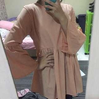 Bell blouse