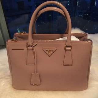 Prada Saffiano Bag Pink