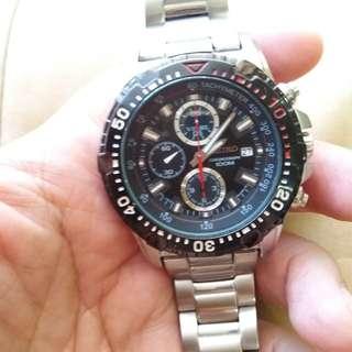 Seiko Chronograph Diver style Preloved