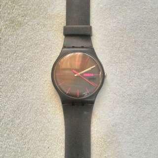 Jam swatch asli