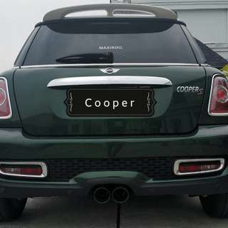 Mini cooper S turbo 1.6 T coupe ATPM
