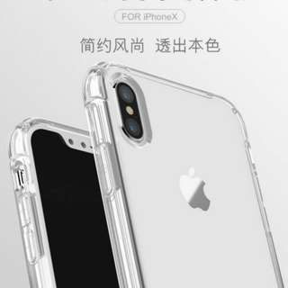 iPhone X Soft Protection Case