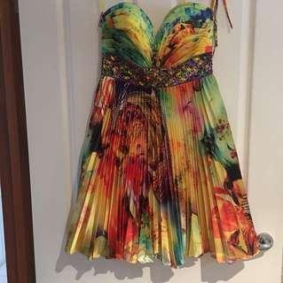 Allure Cocktail dress Sz8 BNWT