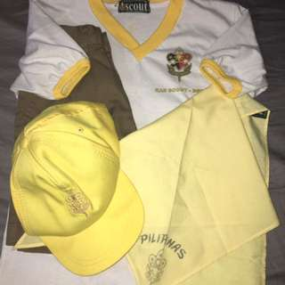 Kab Scout Uniform