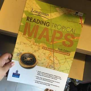Longman Reading Tropical Maps Sixth Edition