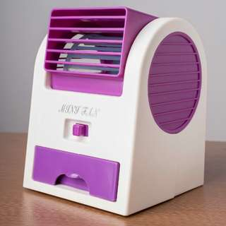 Mini portable aircon cooler fan