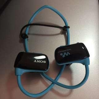 SONY Waterproof Wireless MP3