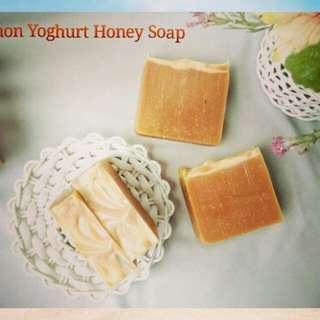 Sabun lemon Yoghurt Honey