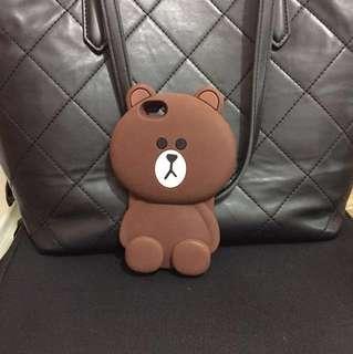 🚚 i6 4.7吋 熊大手機殼 #雙十一大出清