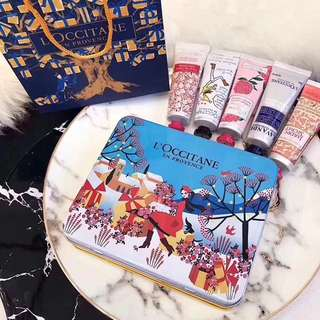 11.11 Promotion!!! Christmas Gift Ideas 5 Kinds of Handcream with gift box! Plus FREE GIFT