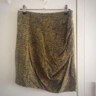 Marcs Silk Skirt