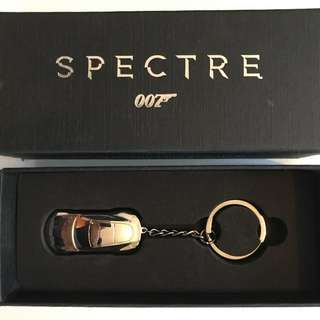 Spectre 007 DB10 Key Chain