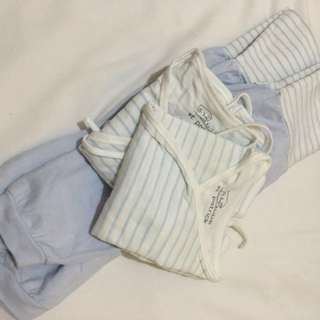 Baby clothes - Top and pants