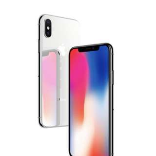 IPHONE X GREY 256GB - COLLECTION ON 3 NOV 17