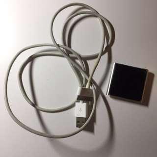 barely used ipod nano 6th generation