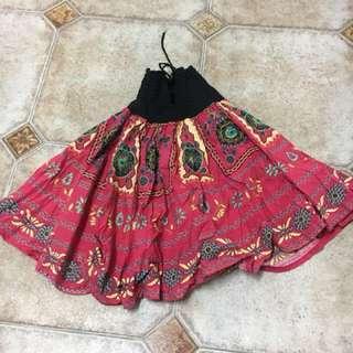 民俗風裙子/洋裝